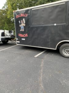 Hillybilly Hibachi food truck in lexington ky