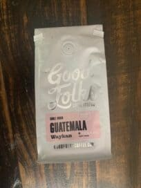 Good Folks Coffee - Guatemala