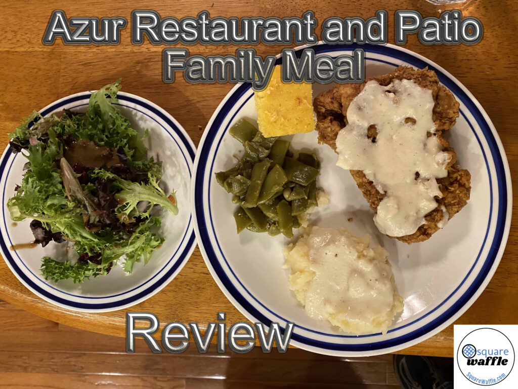 Azur Restaurant and Patio Review